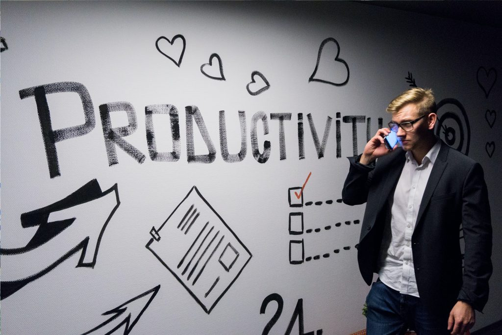 Aumentar Produtividade Equipa de Marketing