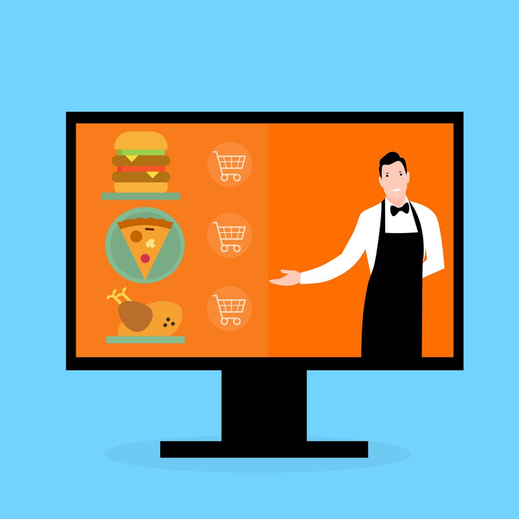 Marketing digital no restaurante
