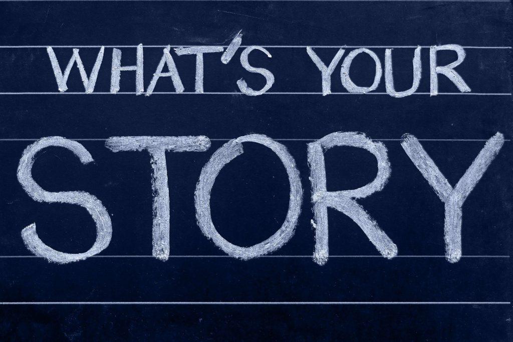 Qual é a tua história?