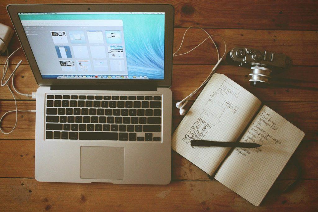 O que escrever no blog?