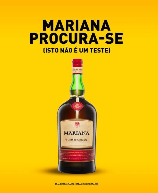 Imagem do Licor Beirão do Sociable do Social Media