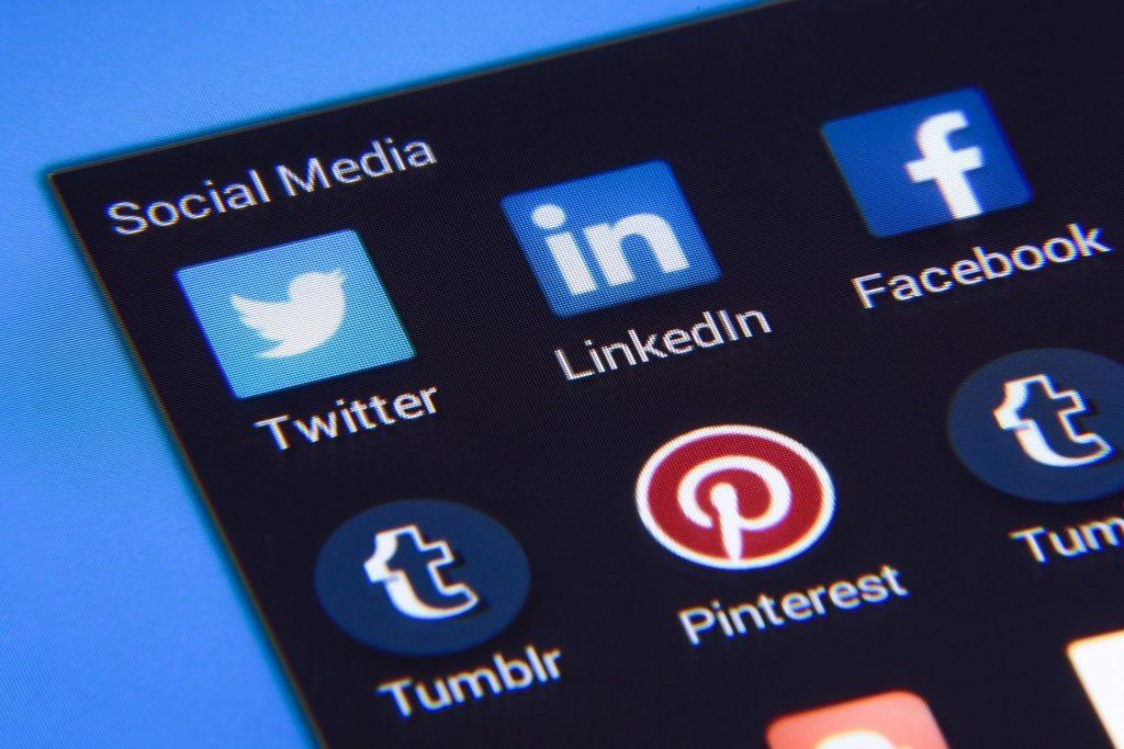 Branding digital redes sociais